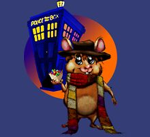 Doctor Who Hamster Jelly baby? Unisex T-Shirt