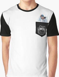 Pocket Idol - BTS - Rap Monster Graphic T-Shirt
