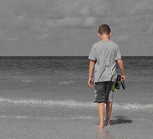 Beach Boy by rosaliemcm