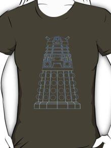 Dalek Blueprint T-Shirt