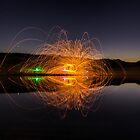 Sparkly Symmetry by yolanda