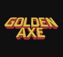 Golden Axe by MarqueeBros
