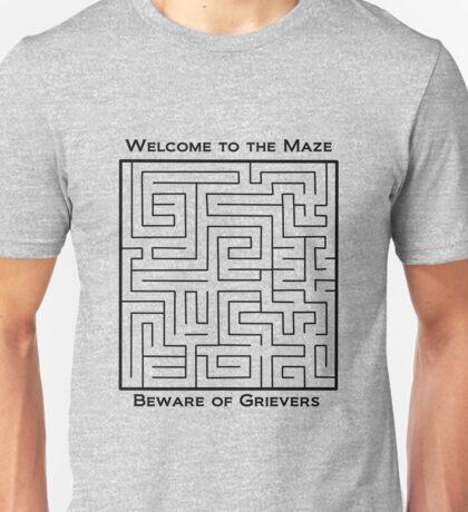 Beware of Grievers Unisex T-Shirt