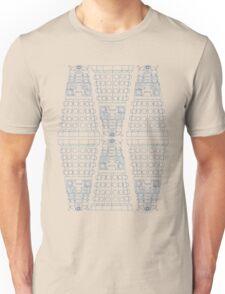 Dalek Print Unisex T-Shirt