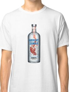 ABSOLUT ZOMBIE Classic T-Shirt