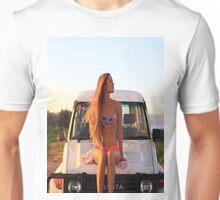Hot girl Unisex T-Shirt