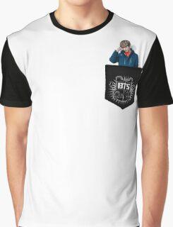 Pocket Idol - BTS - V Graphic T-Shirt