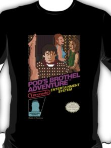 Pod's Brothel Adventure T-Shirt
