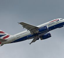 British Airways A320 by diggle