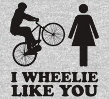 i WHEELIE like you (lite) by KraPOW