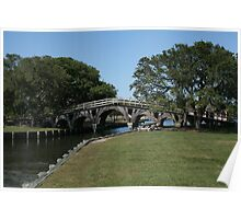 Currituck Bridge Poster