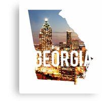 Georgia - Atlanta Canvas Print