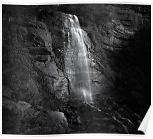 Leura Falls Poster