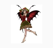 Christmas Fairy Elf Girl Unisex T-Shirt