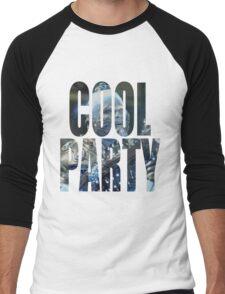 Cool Party Men's Baseball ¾ T-Shirt