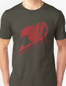 Dragon-Scale Fairy Tail Logo T-Shirt