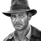 Indiana Jones by Paul Robinson