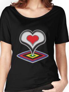 De Rosa Women's Relaxed Fit T-Shirt
