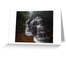 Sylvia Falls III Greeting Card