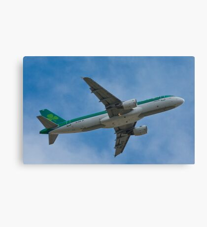 Irish A320 Canvas Print