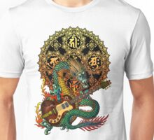 Dragon guitar  Unisex T-Shirt