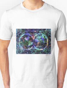 world map antique 5 T-Shirt