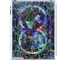 world map antique 5 iPad Case/Skin