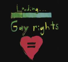 Loading... Gay rights by linwatchorn