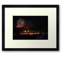 4th Festivities Framed Print