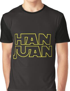 HAN JUAN Graphic T-Shirt