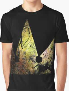 Kingdom Hearts Crown grunge universe Graphic T-Shirt