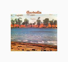 Australia's Desert Outback Unisex T-Shirt