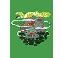 Wellington 2013 Photographic Print