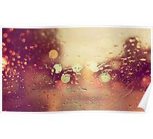 Warm Rain Poster