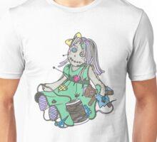 Voodoo Girl Unisex T-Shirt