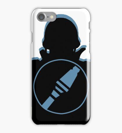 BLU Soldier - Team Fortress 2 iPhone Case/Skin