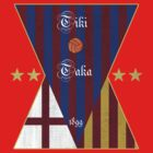 Tiki Taka by Calum Margetts Illustration