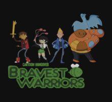 Bravest Warriors by paradoxwhirl