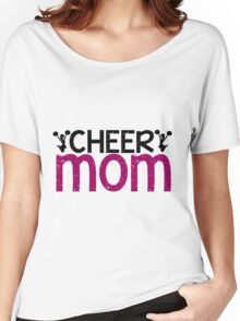 Cheer Mom Women's Relaxed Fit T-Shirt