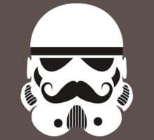 Storm Trooper moustache by JacksonSam
