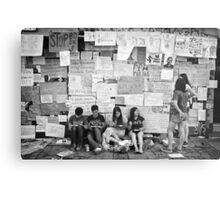 Occupy Gezi Park - Protests Against Turkish Government Metal Print