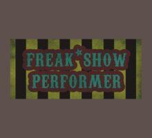 Freak Show Performer Kids Clothes