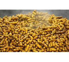 Boiled Peanuts Photographic Print