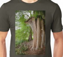 Under the swamp cypresses Unisex T-Shirt