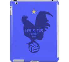 Les Bleus iPad Case/Skin