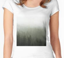 Step Into My Office Women's Fitted Scoop T-Shirt