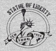 Statue of Liberty by Susan Gottberg