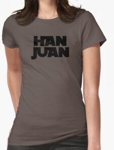 HAN JUAN - Alternate Womens Fitted T-Shirt