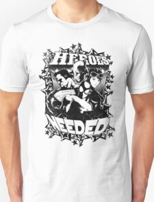 Heroes Needed T-Shirt