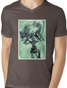 Lomo Cyborg Mens V-Neck T-Shirt